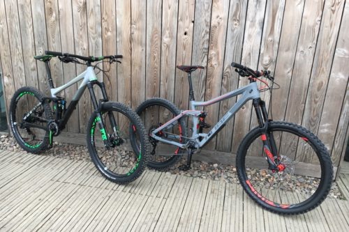 New Cube Demo bikes now in