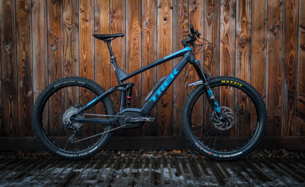 Ex Demo Trek Powerfly 8 LT Plus 21.5